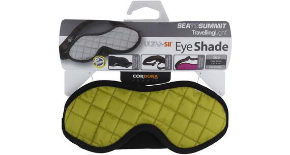 Sea to Summit Eye Shade Tappi per orecchie verde/nero